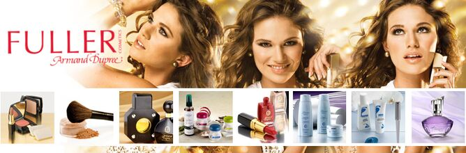 Tupperware - Fuller Cosmetics - Our Brands - About Us