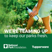 Tupperware Tupperware Pledges 1m To National Park Foundation For Resilience Sustainability Initiative To Ensure Parks Thrive Today And For Generations To Come News